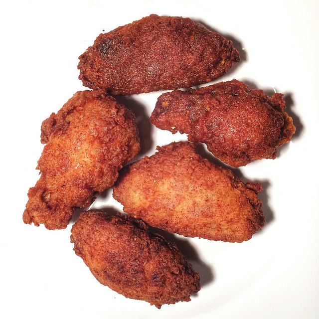 hot chicken