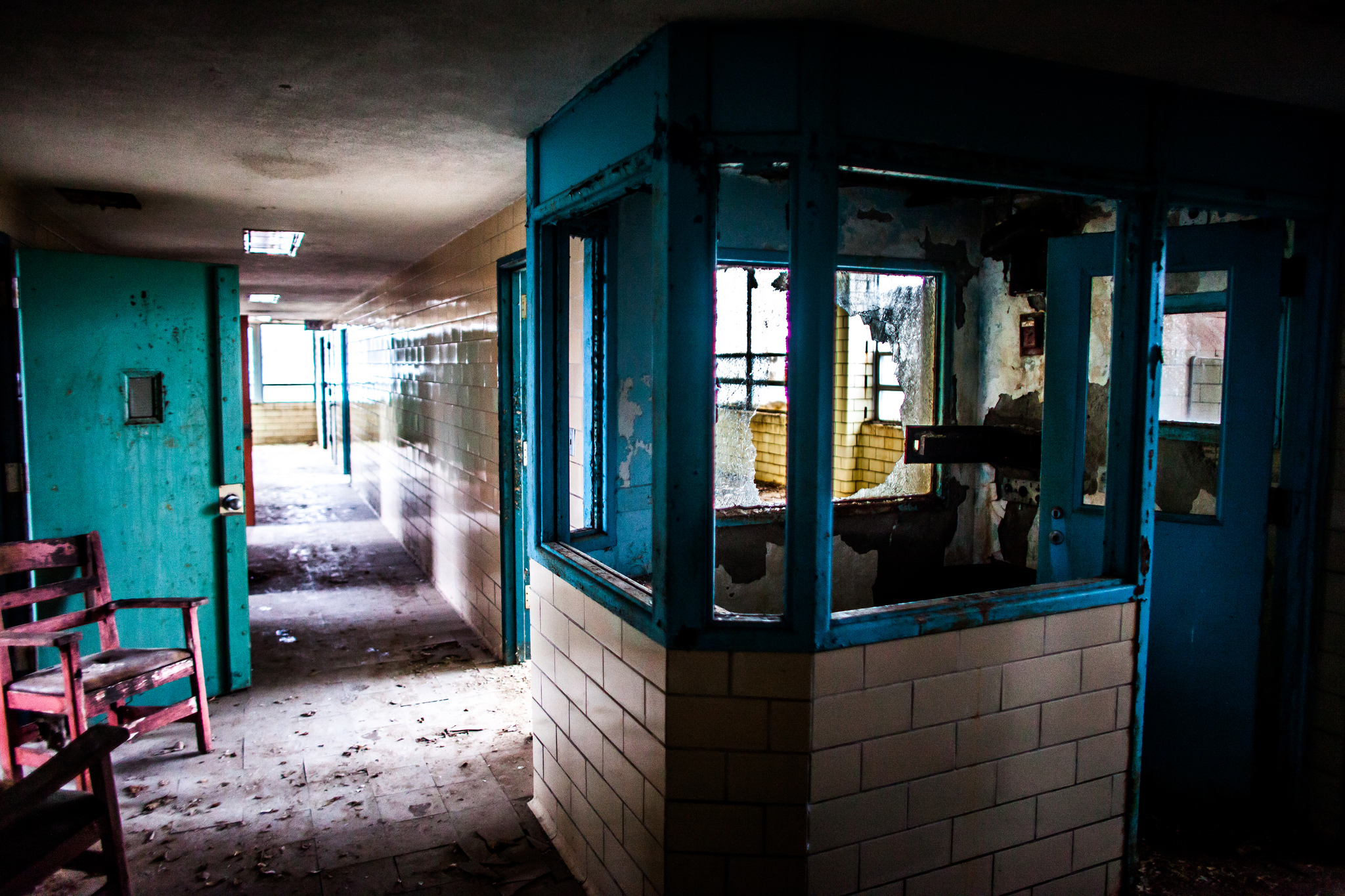 These 7 Creepy Asylums In Michigan Are Still Disturbing