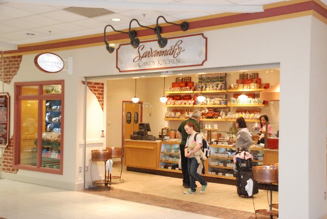 These 10 Candy Shops In Georgia Will Make Your Sweet Tooth Explode