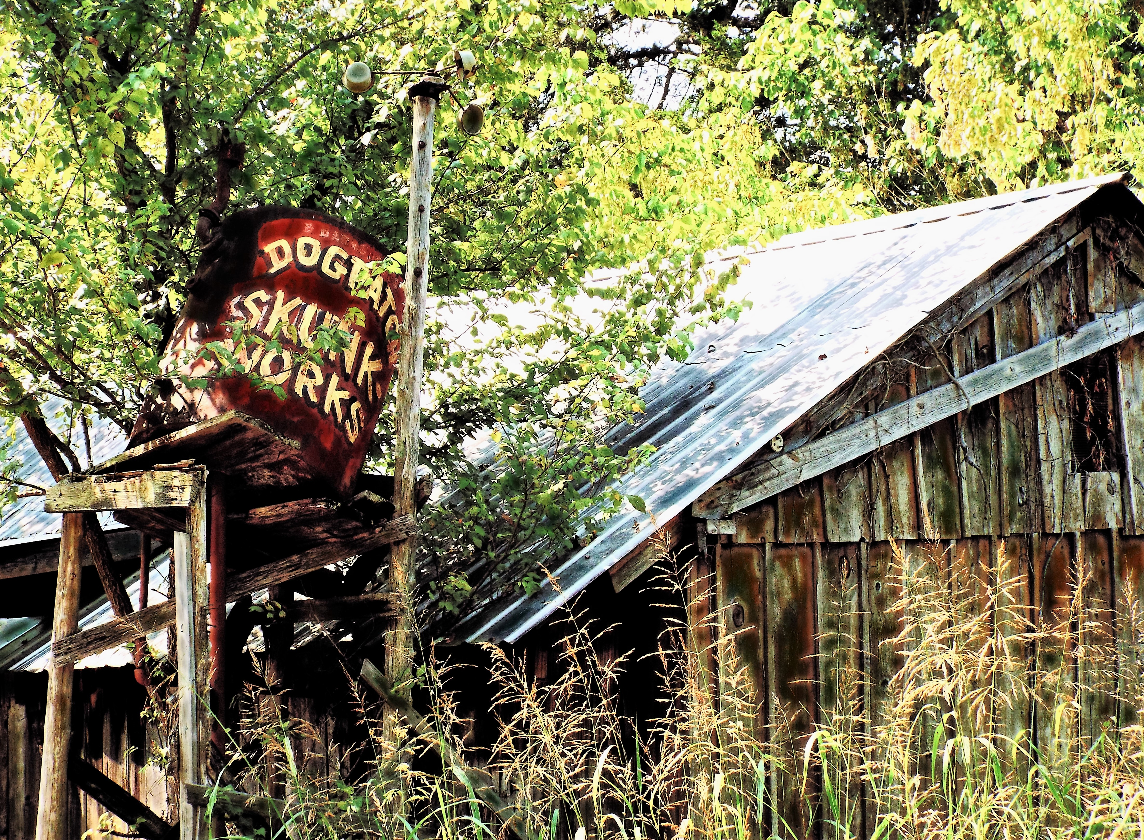 An Abandoned Hillbilly Theme Park Hides In The Hills Of Arkansas