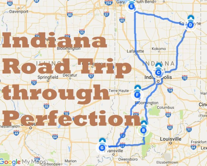 perfection road trip