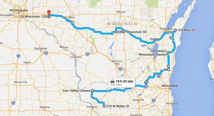9 Unique Road Trips to Take In Wisconsin Before You Die – Road Map Wisconsin