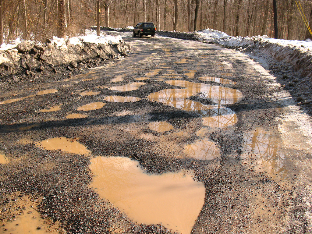13 Things Vermont Can Expect When Mud Season Strikes