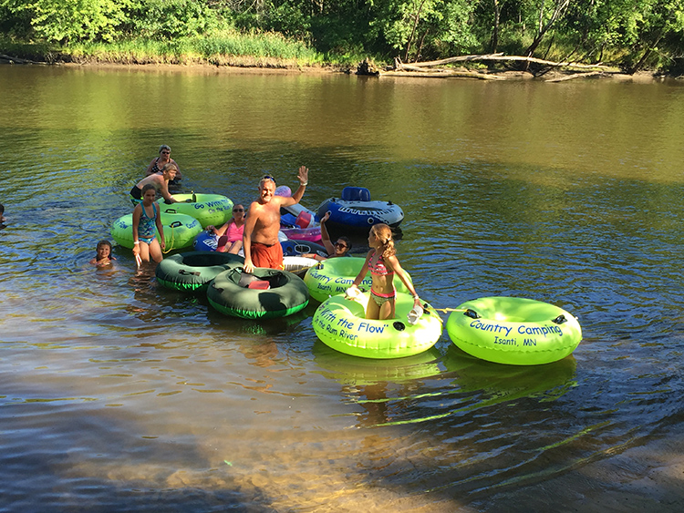 6 Of The Best Lazy Rivers In Minnesota To Visit This Year