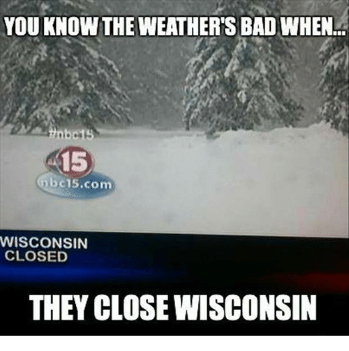 17 Funniest Memes About Wisconsin