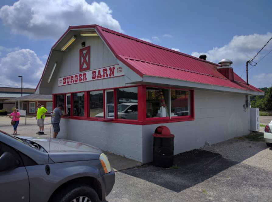 Burger Barn Drive In In Kentucky Is Worthy Of A Food Coma