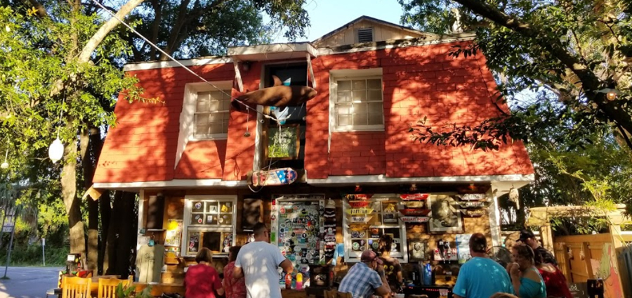 Chico Feo Is A Quirky Little Outdoor Restaurant In South Carolina With Food  To Die For