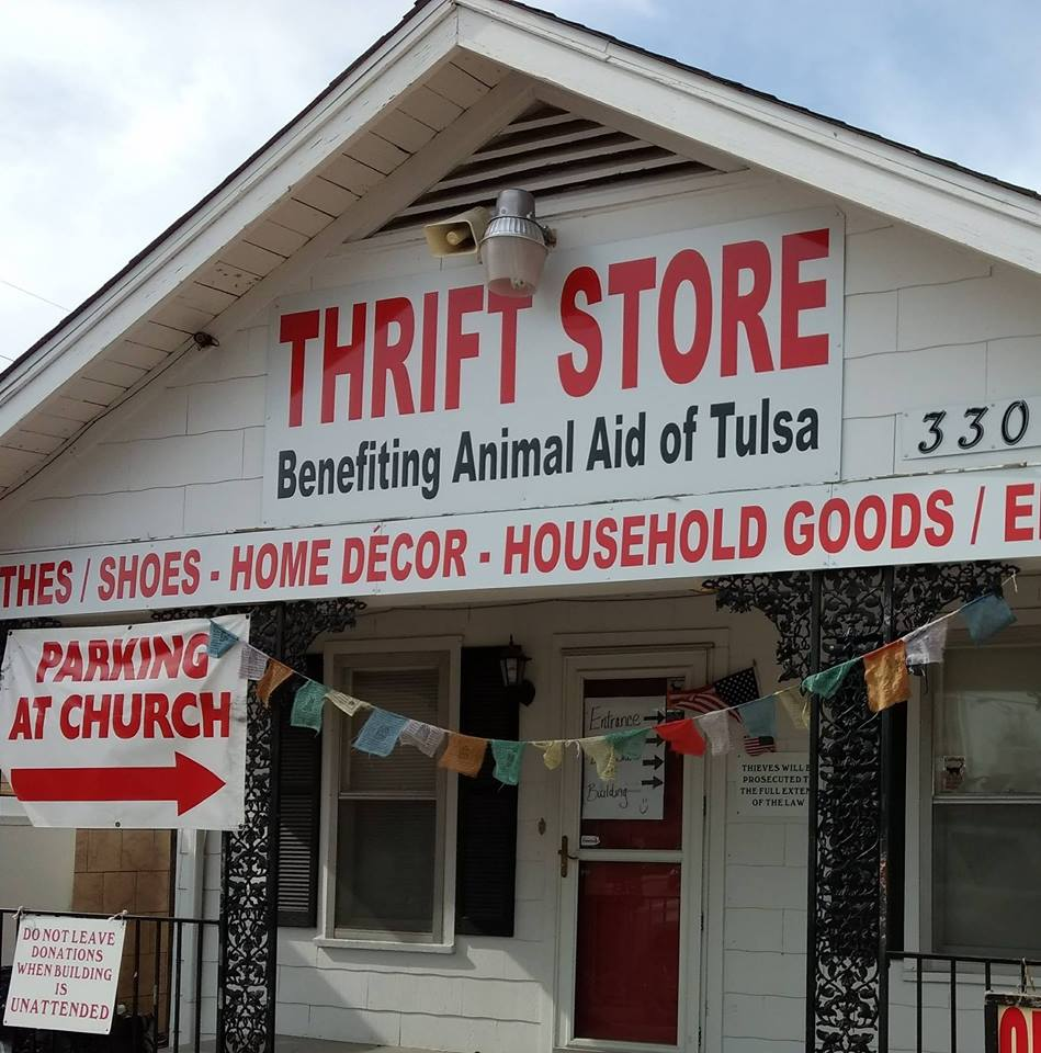 Animal Aid Of Tulsa Thrift Store In Oklahoma Is An Incredibly ...