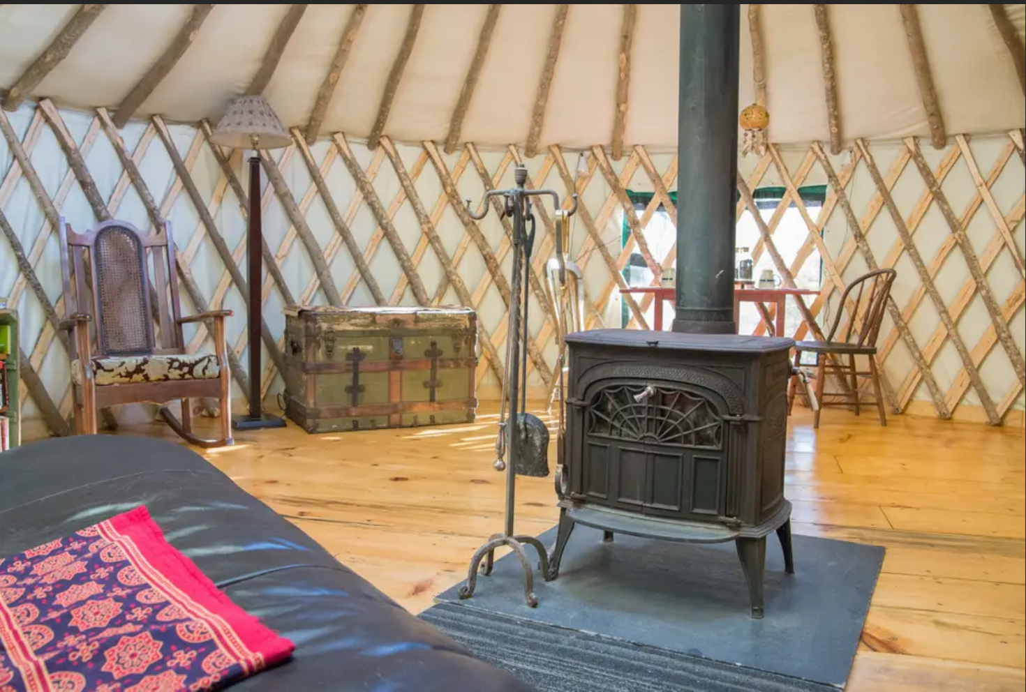 Stay In These 8 Incredible Yurts In New Hampshire For A Great Overnight +2 million rentals worldwide 19+ million reviews secure online payment 24/7 customer service. incredible yurts in new hampshire