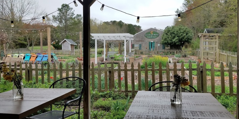 Good Earth Farm Is A One-Of-A-Kind Farmstead Country Store In Rural Delaware