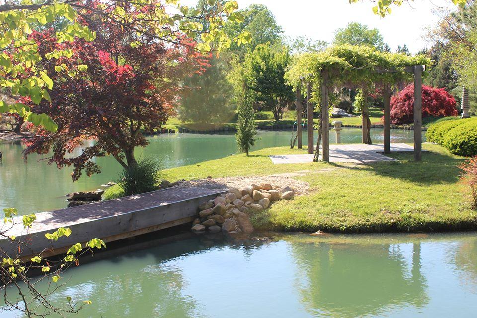 Visit Mizumoto Japanese Stroll Garden, Japanese Stroll Garden Springfield Mo Wedding