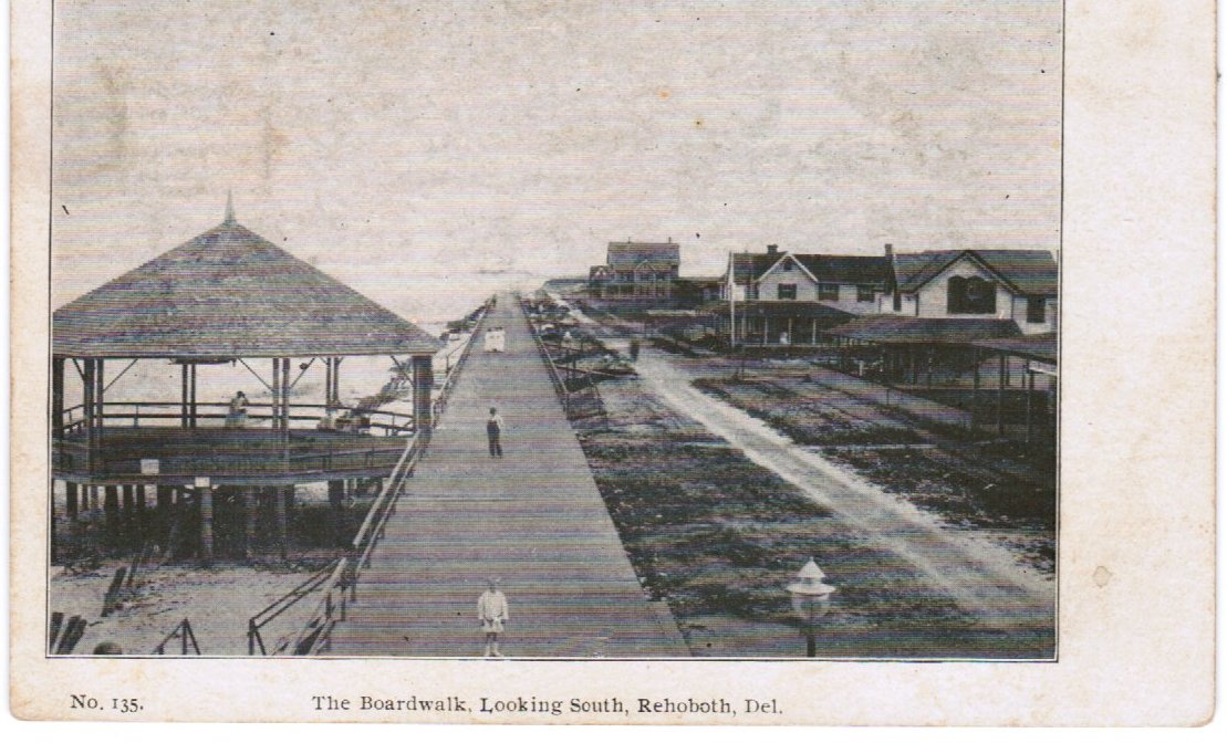 These Before And After Pics Of Rehoboth Beach In Delaware Show Just How Much It Has Changed
