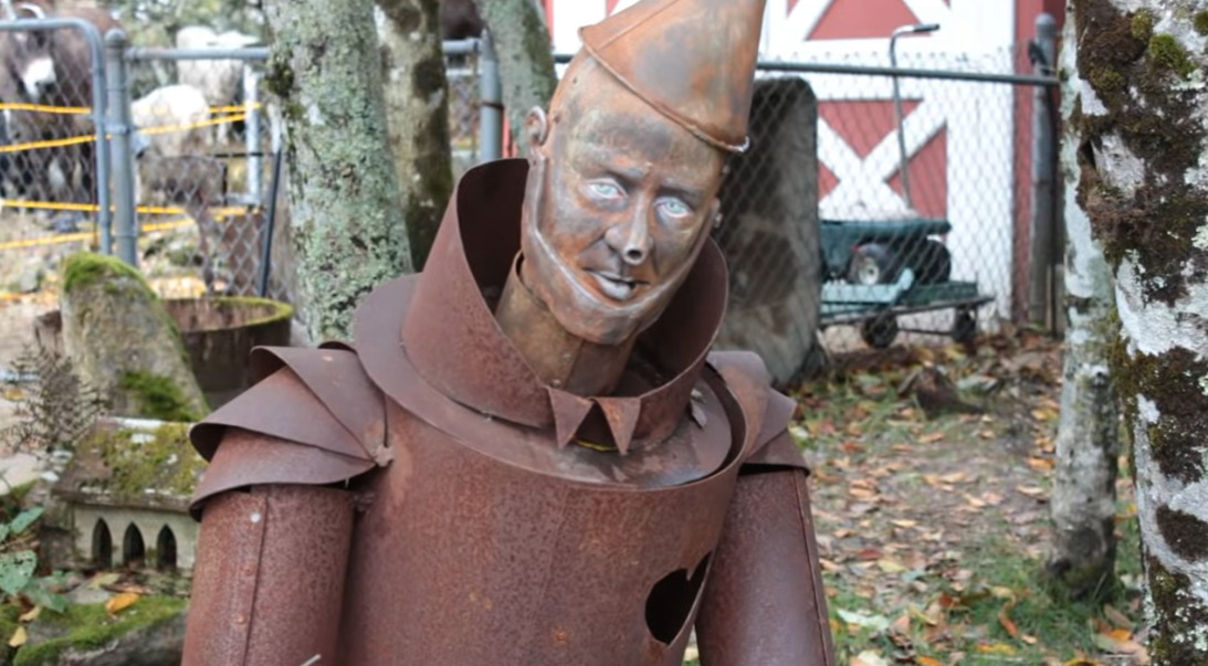 See Inside North Carolina S Closed Land Of Oz Theme Park With This Fantastic Video