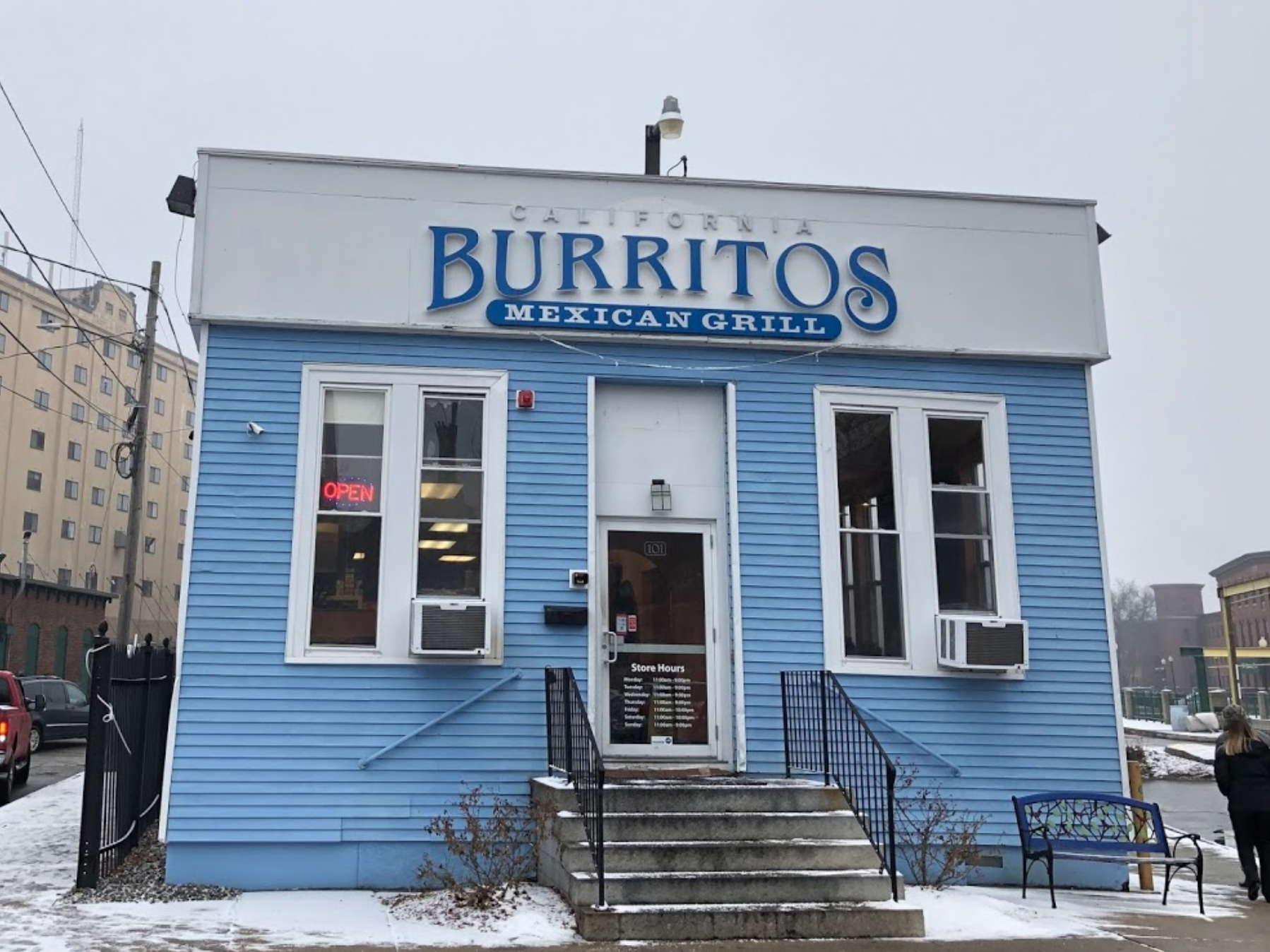 This Tiny Shop In New Hampshire Serves Mexican Food To Live For