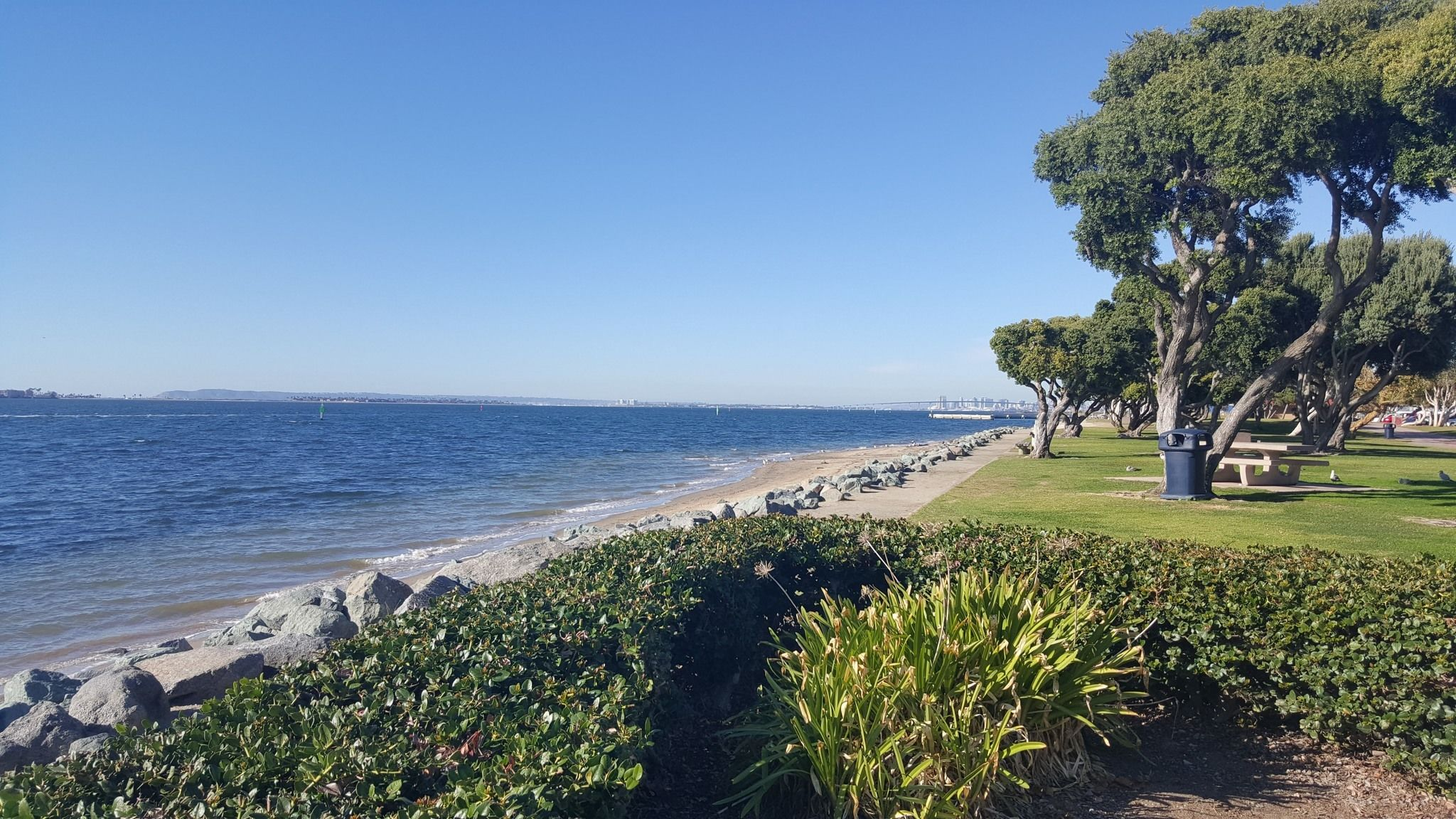 The Refreshing San Diego Coastline Trail In Southern California That Has 13-Miles Of Scenic Ocean Views