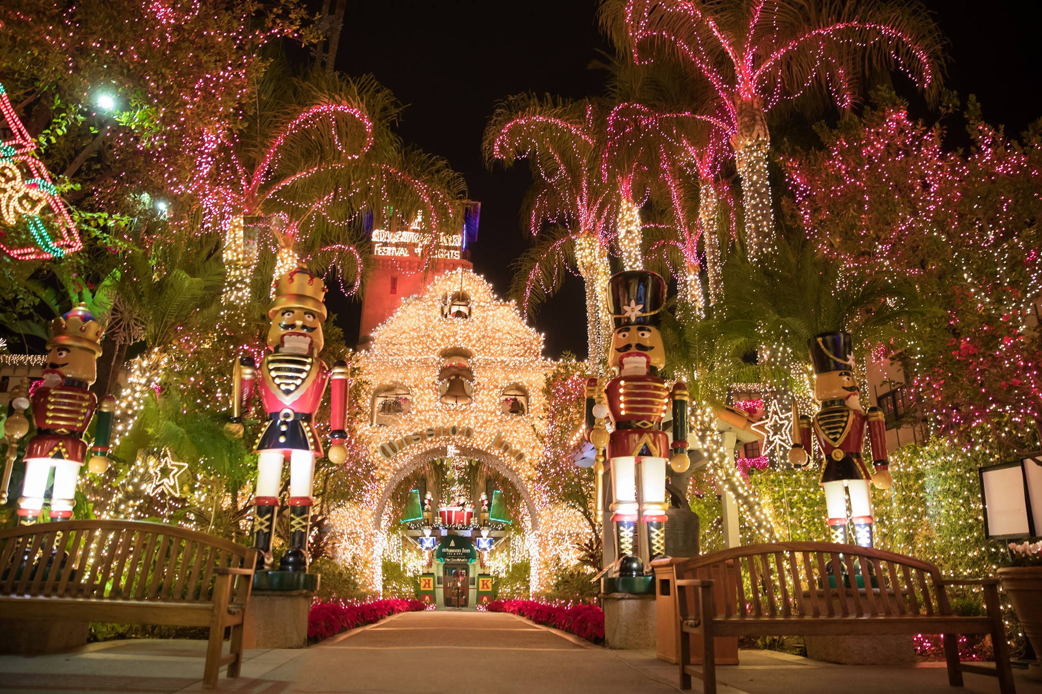 These 6 Small Towns In Southern California Honor Christmas In The Most Magical Way