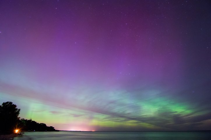 You May Be Able To See The Northern Lights This Week In Illinois