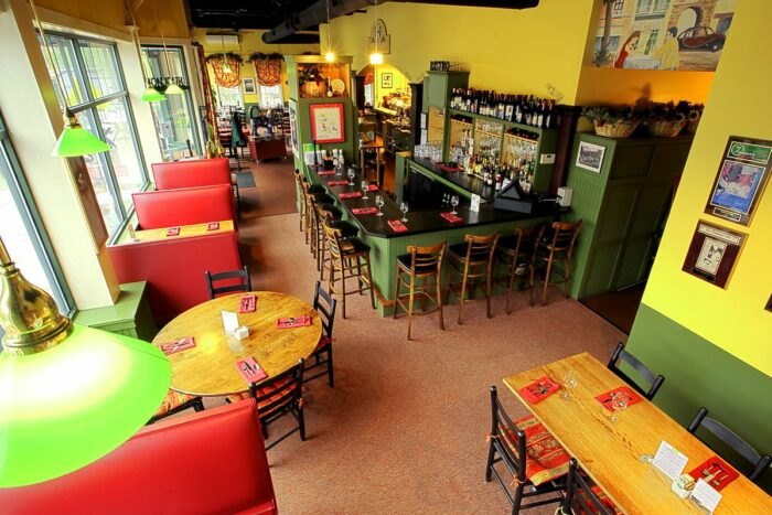 Café Provence Mixes French-Fare With Local Vermont Ingredients And Cuisine, And It's A Treat