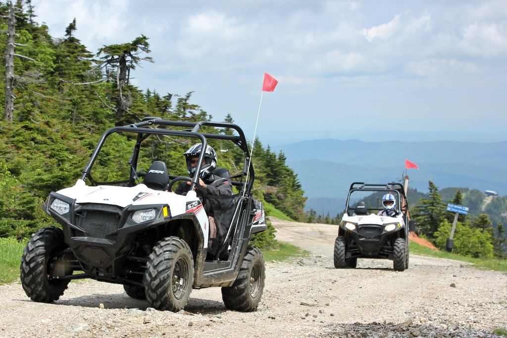 Rent A UTV In Vermont And Go Off-Roading Through The Green Mountains