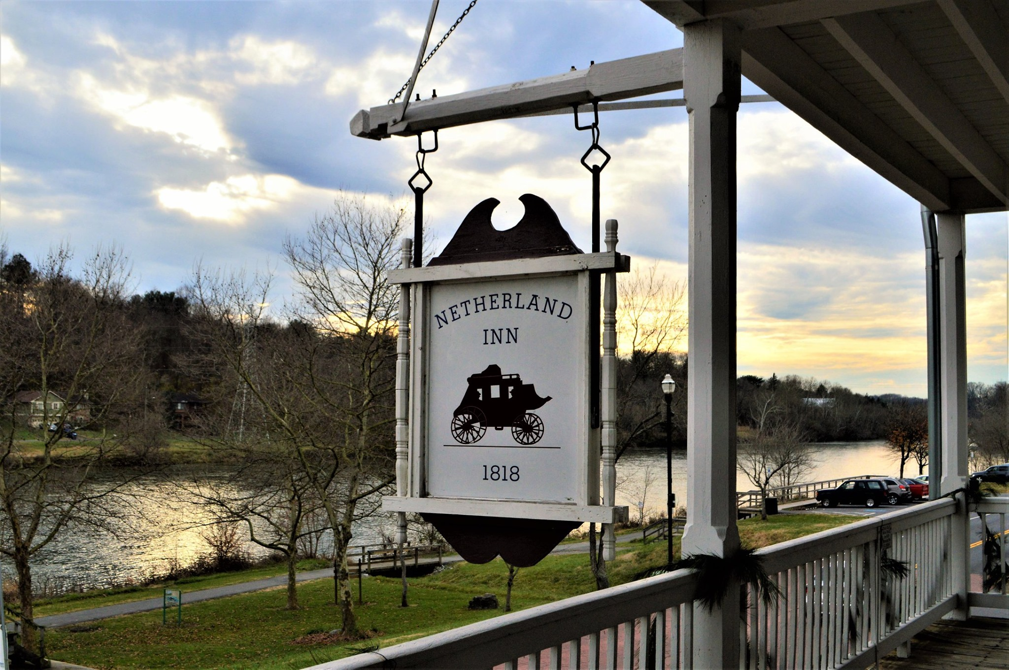 History Buffs Will Love The Unique Frontier History That You Can Find At The Netherland Inn In East Tennessee