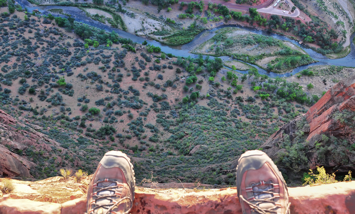 Zion National Park In Utah Was Just Named One Of The Most Dangerous Parks In The Country