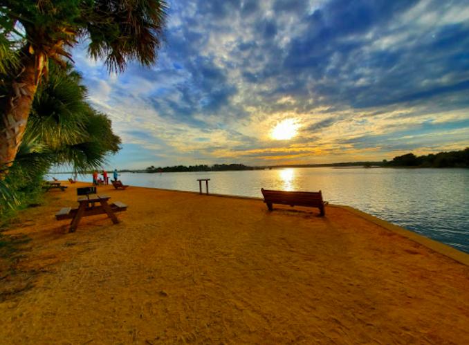 Escape To Washington Oaks Gardens State Park For A Beautiful Florida Nature Scene