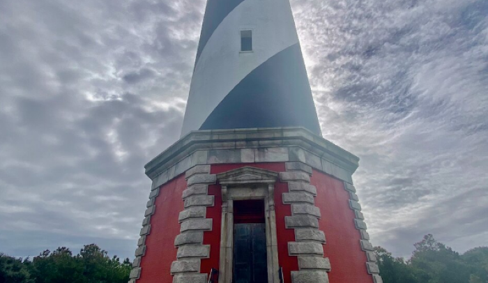 The Terrifying Tale Of North Carolina's Haunted Cape Hatteras Lighthouse Will Give You Nightmares