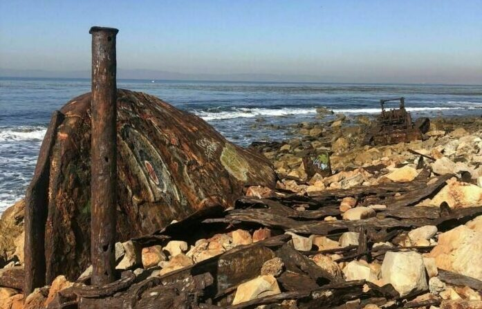 Visit These Fascinating Shipwreck Ruins In Southern California For An Adventure Into The Past