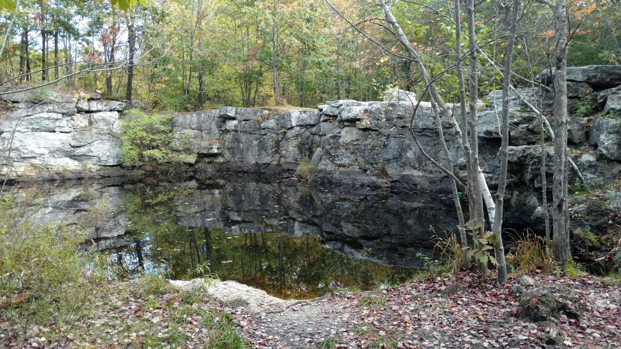Explore A New Side Of Auburn With Mount Apatite Blue Loop Trail, A Special Bike Trail In Maine