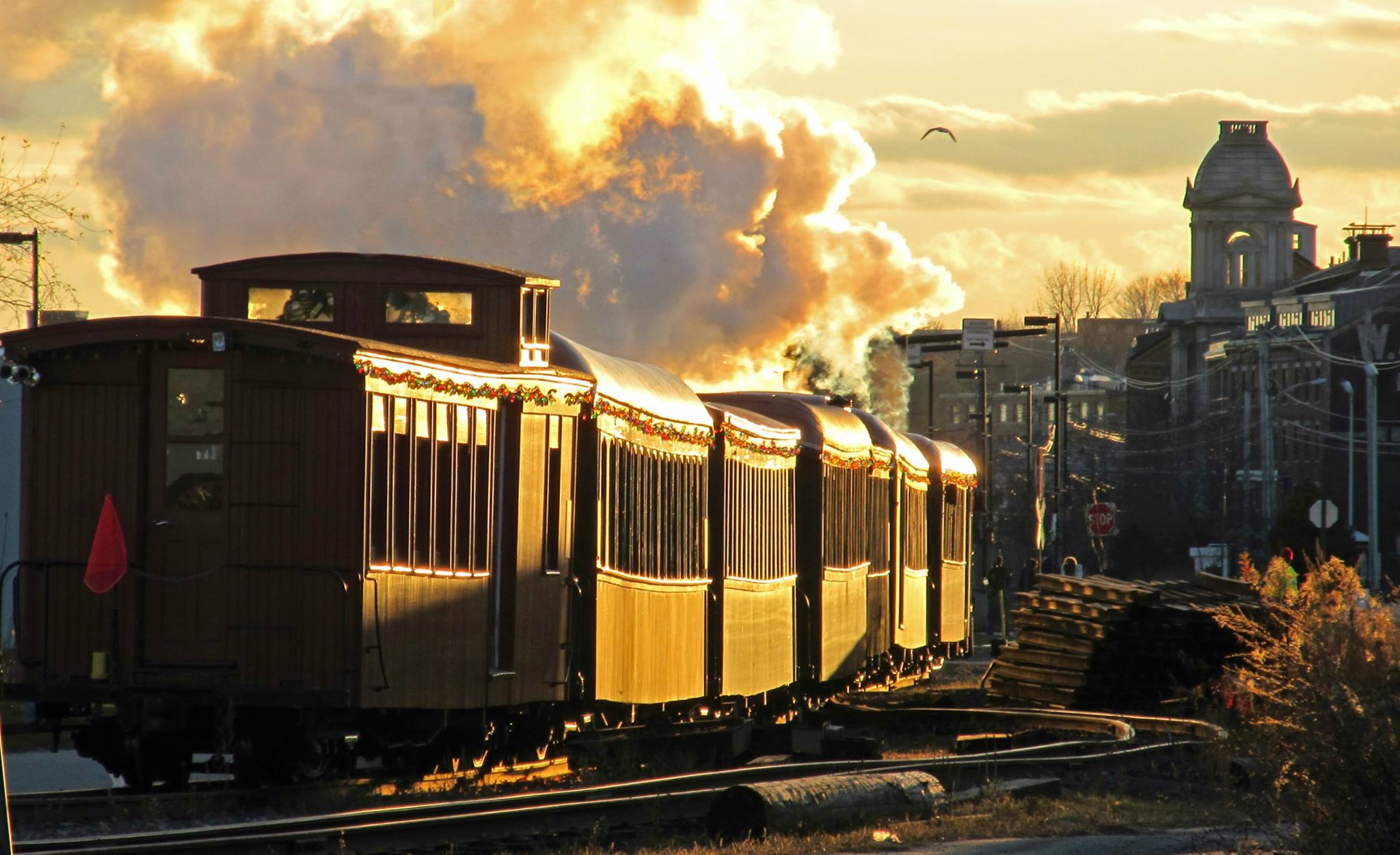 Travel Back To The 1870s By Visiting Maine's Very Own Narrow Gauge Railroad and Museum