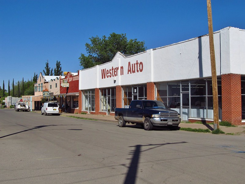 The Tiny Town Of Tularosa In New Mexico Has A Little Bit Of Everything
