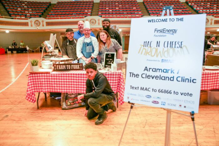The Mac 'n' Cheese Throwdown Is A Tasty Festival That Also Supports An Important Ohio Nonprofit