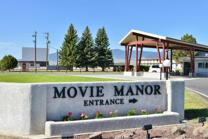 You Can Watch A Drive-In Movie From Your Hotel Room At Colorado's Unique Movie Manor
